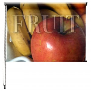 Custom Made Printed Blackout Roller Blinds Australia - use for privacy & promotion